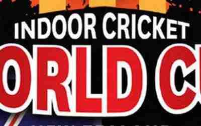 2014 Indoor Cricket World Cup Wellington