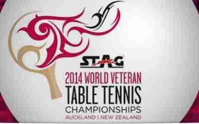 2014 World Veteran Table Tennis Championships