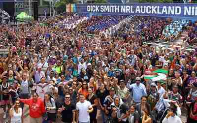 2015 Dick Smith Auckland NRL Nines