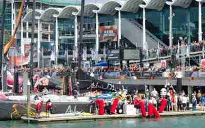 2015 Volvo Ocean Race Auckland Stopover