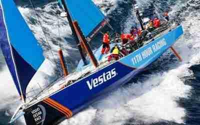 2018 Volvo Ocean Race Auckland Stopover